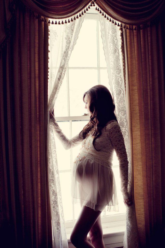 a window silhouette
