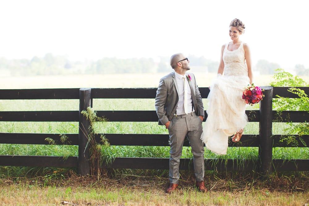 bridegroomfence