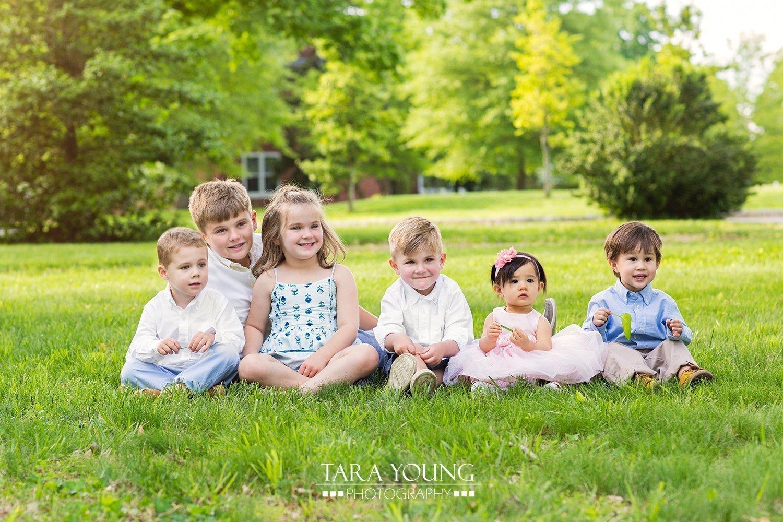 Louisville Family Photography Cousin Style
