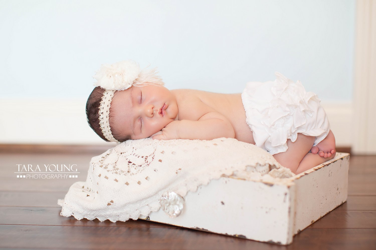 Louisville Lifestyle Newborn Photography
