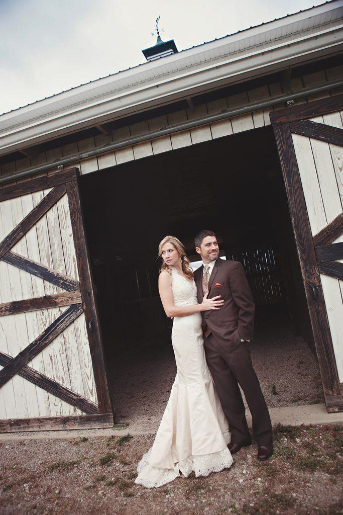 Kentucky Wedding Barn