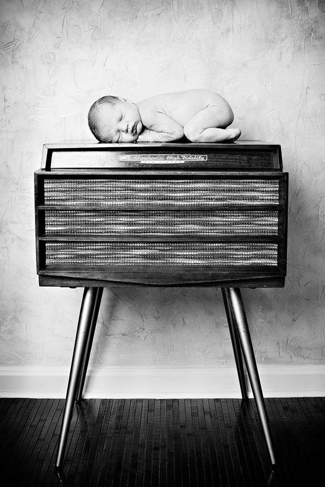 newborn radio